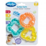 Playgro Bumpy Gums 3Pack Water Teethers
