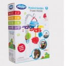Playgro Muscial Garden Travel Mobile