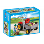 Playmobil Harvesting Tractor