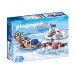 Playmobil Husky-Drawn Sled