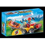 Playmobil Mountain Rescue Quad