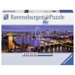 Ravensburger London At Night Puzzle - 1000pcs Panoram