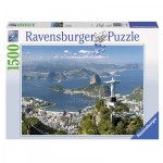Ravensburger Blick Auf Rio Puzzle - 1500pcs