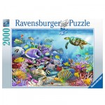Ravensburger Coral Reef Magesty Puzzle - 2000pcs