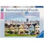 Ravensburger Painted Ladies San Francisco Puzzle - 1000pcs