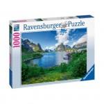Ravensburger Lofoten Harbour Puzzle - 1000pcs