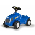 Rolly New Holland Mini Trac with Opening Bonnet