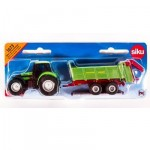 Siku Tractor With Universal Spreader