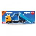 Siku Roll-Off Tipper With Crane