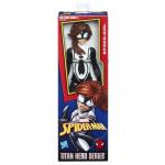 Spiderman Titan Power Pack Web Warriors - Spider Girl