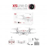 Syma 2.4G Quadcopter with WIFI camera