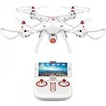Syma 2.4GHz 4ch quadcopter with WIFI Camera