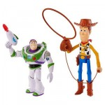 Toy Story 4 - Woody & Buzz Lightyear Arcade 2-Pack