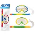 Yello Junior Mask & Snorkel Set