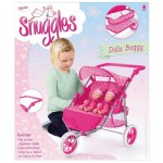 Toyrific Snuggles Twin Dolls Buggy