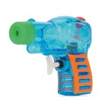 Toyrific Splash Attack Water Pistol - 10cm