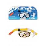 Yello Adult Pro Mask & Snorkel Set