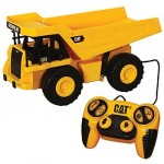 Toy State CAT Job Site Machines R/C - Dump Truck