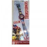 Transformes Digital Watch