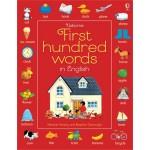 Usborne First Hundred Words English