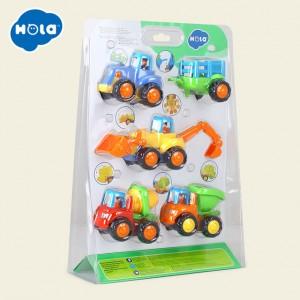 Hola Trucks and Cars