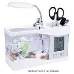 Waya Mini Aquarium - White