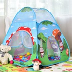 Waya Kids Tent - Mushroom