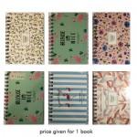 Waya Kids Spiral Bound Book Assortment