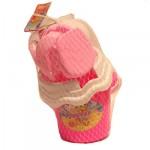 Waya Pink Bucket Beach Sand Set with Toys