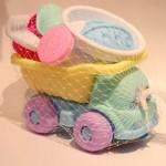 Waya Dump Truck Beach Sand Toy Set