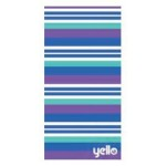 Yello Deluxe Woven Beach Mat Blue