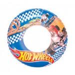 Bestway Hotwheels Swim Ring