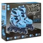 Xootz Inlines Blue M